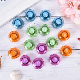 Adesivi magnetici magnetici online-8 pezzi adesivi magnetici colorati per lavagne bianche per la casa