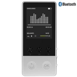 2019 mp4 проигрыватель магнитофон High Quality MP4 Player Bluetooth 4.0 Metal Sport MP4 Player with 8G Lossless Music Voice Recorder FM Radio Video дешево mp4 проигрыватель магнитофон