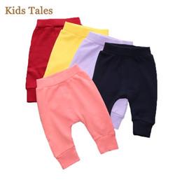 Wholesale wholesale cheap pants - Children winter leggings Multicolor Baby Bread Pants Cotton 5Pcs 1lot Mix Order Factory Cost Cheap Wholesale