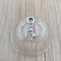 Wholesale sterling silver charms wholesale usa - 5 pcs Lot DISNY wholesale Disny 925 dangle charms usa beads sterling silver fits pandora style bracelets Thumper Pendant 796342 h6