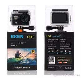 "Canada Caméra d'action 100% d'origine EKEN H9 H9R Ultra HD 4K / 25fps WiFi 2.0 ""caméra 170D sous-marine caméra étanche Cam casque Caméra de sport Offre"