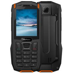 Wholesale Mini Waterproof Video Cameras - Wholesale Ulefone Armor Mini IP68 Waterproof Rugged Phone Outdoor GSM 2G Quad Band 2.4 inch 2500mAh Battery Dual SIM World Universal