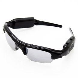 Wholesale Sunglasses Full Hd Camera - Sunglasses Camera Digital Video Player Portable Mini Camcorder Smart Glasses For Driving Outdoor Sports Camera DV DVR Recorder