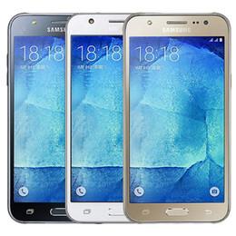 Оригинальный Samsung Восстановленное Galaxy J5 J500F Dual SIM 5.0