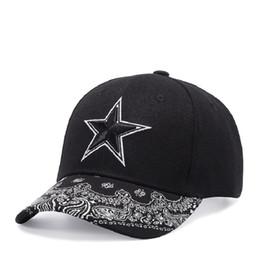 Nueva Llegada Estrella Snapback Sombrero Hueso Snap Back gorras Hombres Hip  Hop Cap Gorra de béisbol Cráneo de Moda Sombrero de ala plana la mejor  calidad ... 8ddbc85f981