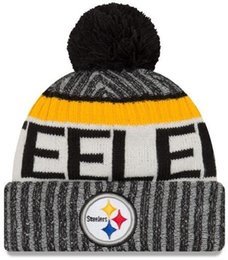 Winter PITTSBURGH Beanie Hats for Men women Knitted Beanie Wool Hat Man Knit Bonnet Beanies Warm Baseball Cap