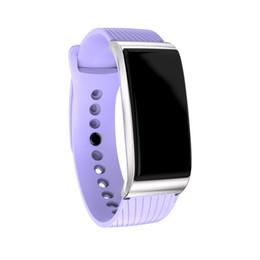 Tracker digitale online-Astuto di lusso della vigilanza degli uomini di sport fitness Pressione attività cardiaca Tracker Sangue Guarda orologio orologi digitali uomini