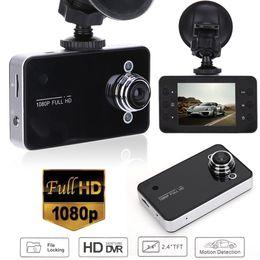 Wholesale Car Driving Video Recorder - Portable Recorder HD1080 Car DVR Camera Video R5 G-sensor Dash Mini Registrator Camcorder Driving recorder Car Wholesale gifts