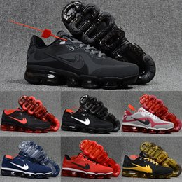 Wholesale Cheap Mens Casual Shoes Sale - 2018 New Men Casual Shoes For Sale Air Cushion 2018 Cheap Original Training Outdoor High Quality Plastic Surface Mens Running Shoes 7-13
