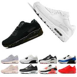 low priced 01148 617fd zapato láser Rebajas Nike Air Max 90 imagen real ver descripción Nuevo Hombre  zapatos para mujer