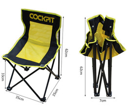 Wholesale Folding Camp Stools - Fashion Folding Stool Leisure Outdoor Fishing and Beach Chair Camping Chair Portable Folding no handrail for camping