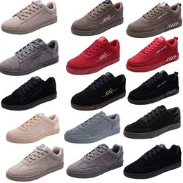 Wholesale Loafer Driving Shoes Men - Brand Leather Men's Suede Flats Fashion leisure folding Driving Shoes Men's Loafers Moccasins for Men Walking shoes Skateboard shoes