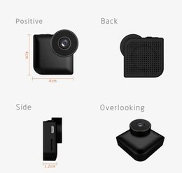 Wholesale Hd Video Format - C3 mini camera, wireless WIFI IP phone control 140 degrees wide-angle video MP4 format infrared night vision and dynamic DVR cam
