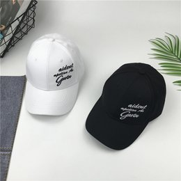 Wholesale hip funding - Hats Woman Star With Fund Street Trendsetter Black Baseball Hat Woman Korean Hip-hop Cap Korean Student Peaked Cap Male