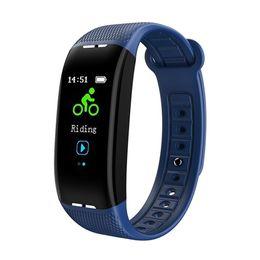 X1 Plus Écran Coloré Bracelet Intelligent Tension Artérielle Oxygène Tensiométrique Moniteur de Fréquence Cardiaque Bracelet Météo Rapport Smart Band ? partir de fabricateur