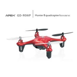APEX 2.4G 4CH Quadricoptère RC Caméra HD Hunter B Quadricoptère X4 Mini Drone 3 couleurs ? partir de fabricateur