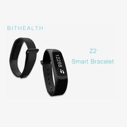 2019 bluetooth вибраторы BitHealth Z2 смарт-часы браслет 0.91