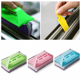 Wholesale Keyboard Clean - Multifunction Track Cleaning Brush Nook Cranny Dust Shovel Keyboard Brush Home Crack Aperture Glass Cleaning Brush CCA9078 50pcs