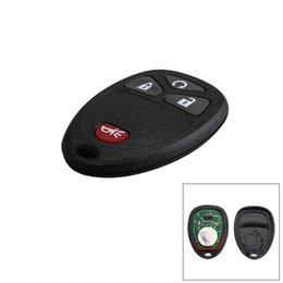 Wholesale Keyless Start Button - 315Hz 4 Buttons Remote Start Keyless Entry Key Fob Transmitter Clicker Alarm for Chevy CMG OUC60270   15913421 CIA_41Z