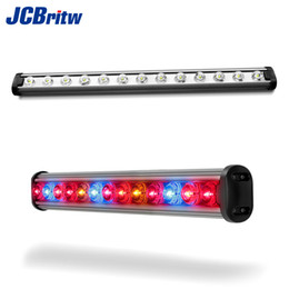 Wholesale Ir Light Bar - LED Grow Light Bar JCBritw 40W 60cm with Red Blue IR Spectrum Customizable for Indoor Plants Vegetative and Flower Growing