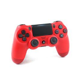 Wholesale Qualidade superior controlador sem fio gamepad para sony ps4 joystick com pacote de varejo controlador do jogo do logotipo livre dhl