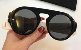 Wholesale Round Man Designer Sunglasses - Luxury 0256 Sunglasses For Women Brand Designer 0256S Round Summer Style Rectangle Full Frame Top Quality UV Protection Come With Package