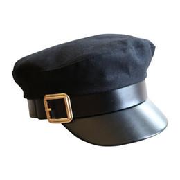 2019 spitze netz gesicht Mode Frauen Hüte 4 Farben Geizig Krempe Hüte Nadel Schnalle Verziert Femme Hut für Frühling Winter