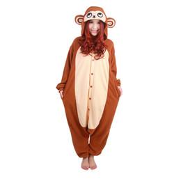 fc8645a74a Urso polar Macaco Animal Pijama Anime Homens Mulheres Casais de Inverno  Pijama Cosplay Dos Desenhos Animados Adultos Onesies Quente Halloween Traje  supplier ...