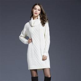 Vestido blanco invierno 2019