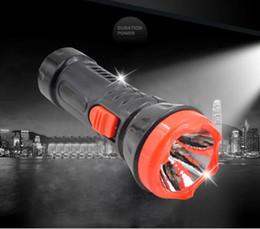 jäger taschenlampe Rabatt 2018 heißer Verkauf NN-201 ABS Mini wiederaufladbare Taschenlampe für Outdoor-LED-Taschenlampe tragbares Schwarz
