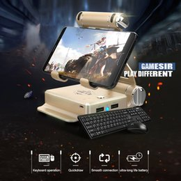 Wholesale keyboard for games - Universal BattleDock Converter Keyboard and Mouse Adapte for PUBG Mobile games, AoV,Mobile Legends, RoS, Knives Out, Free Fire