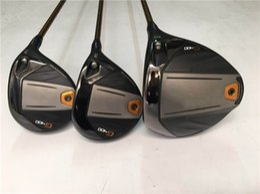 Wholesale golf complete sets - Brand New Golf Clubs 3PCS G400 Wood Set Golf Woods Driver + Fairway Woods Graphite Shaft Regular&Stiff Flex With Head Cover