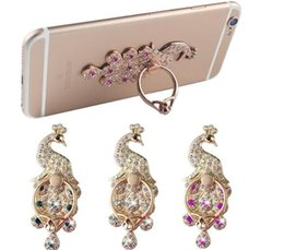 Wholesale Unique Phone Stands - Ring Phone Holder Unique Mix Style Cell Phone Holder Fashion for iphone x 8 7 6s Samsung S8 cellphone stand with retail package free dhl