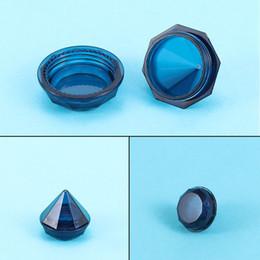 5g Mini Cosmético Frasco Vacío Pot Diamond Cream Box Caja de Sombra de Ojos Maquillaje Crema Facial Portátil Botellas Recargables desde fabricantes