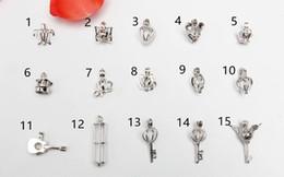 Perle all'ingrosso Accessori per gioielli in argento sterling Accessori per gioielli per gli amici da regolazioni di cabochon dell'argento sterlina all'ingrosso fornitori