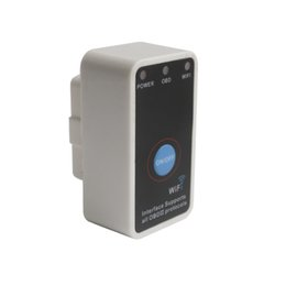 Wholesale Switch Suzuki - V1.5 Super Mini ELM327 WiFi With Switch Work With iPhone OBD-II OBD Can Code Reader Tool obd2 Wireless OBD2 Auto Scanner Adapter Scan Tool