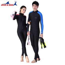 1eb41ac21a20 Lycra One-Piece Suits Scuba Dive Skins for Men or Women Snorkeling  Equipment Water Sports Wet Jump Suits Jumpsuit Swimwear Wetsuit