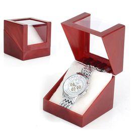 2019 barato relógios de moda de plástico Aivtalk Caixa De Relógio De Plástico Durável Relógio De Pulso Caixa De Embalagem Caixas De Armazenamento Quadradas 3 cores Varejo Barato Relógio De Armazenamento De Moda barato relógios de moda de plástico barato