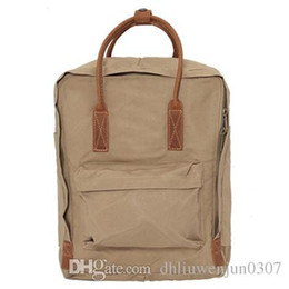Wholesale Photos Fashion Models - Drop shipping No.2 Model Leather backpack Laptop Bag Classic 16L Backpack Outdoor Sports Bag Real Photo Contact With Me