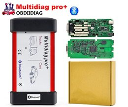 Wholesale Ford Single - A++ Quality Single green PCB tcs cdp Multidiag pro+ 2014.3 s0ftw-are free Kegen with bluetooth 2015.3 s0ftw-e