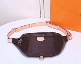 materiale del corpo Sconti Designer nuovissimo stlye famoso marchio Bumbag Cross Body Shoulder Bag Autn Materiale Vita Borse Bumbag M43644 Cross Marsupio Marsupio Borse