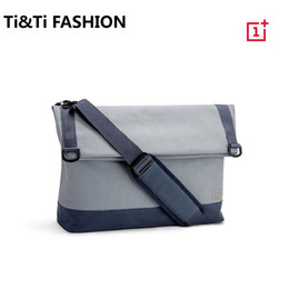 Wholesale Notebook Body - Wholesale- 2017 New Original Oneplus Business Travel Diagonal Shoulder Bag Package Applies The Stylish for 13 inch Office Worker Notebook