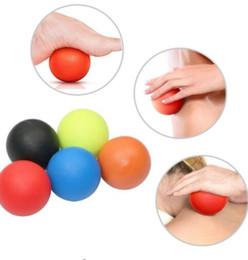 Relax Fitness Massaggio Palla Trigger Full Body Esercizio Sport Crossfit Yoga Singolo Palle Rilassarsi Alleviare L'affaticamento Strumenti KKA6153 da