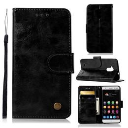 zte v8 Desconto Qualidade jx pu phone case de couro para zte v6plus v7lite v8 axon7 avid4 lâmina vantage z839 n9137 n9132 z981 z982 carteira case