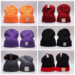 Wholesale hip hop style beanie hats - Diamond Beanies Woman Winter Wool Warm Hip Hop Skullies Outdoor Ski Hats Caps Knitted Slouch Cap 13 Styles OOA3940