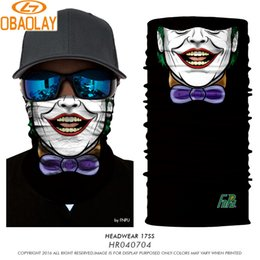 rosto personalizado da máscara Desconto Atacado-Custom acima de 700 estilos 3D Design Novidade Bandana Multifuncional Magia Cachecol Ciclismo Headband Headwear Máscara Facial Bandana