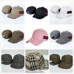 Wholesale Women Designer Hats - 2018 hot 6 Color ball Hats luxury Unisex Spring Winter Brand Baseball cap for Men women Fashion Sport football designer Caps