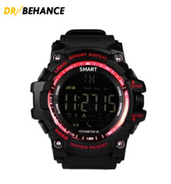 Wholesale Brand Monitoring - New smart luxury men watches ex16 WITH top brands online shop wholesale outdoor sport Health data tracking monitor watch