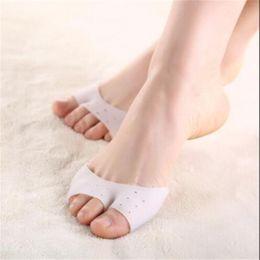 Haut Pflege Werkzeuge 1 Paar Ballett Dance Zehenspitzen Kappe Kappen Abdeckung Pads Protector Kissen Fußpflege Werkzeug