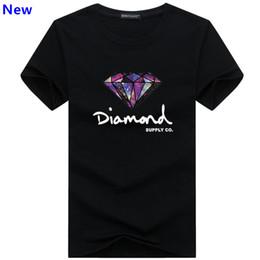 Moda t camisa de diamante homens mulheres Roupas 2018 Casual tshirt de manga curta homens Da Marca designer de Verão camisetas J06 de